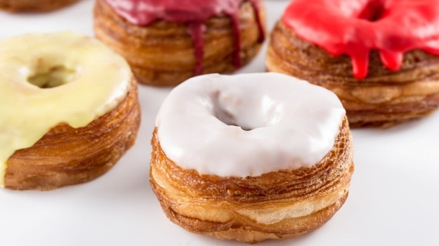 Cronuts, Cloth Coffee Filters and Portland Coffee Shops