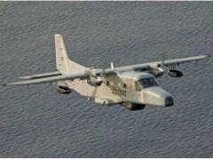 Fuselage of Indian Navy's Dornier Aircraft Salvaged Off Goa Coast
