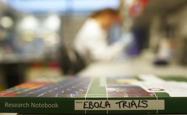 New Ebola Vaccine Found To Be Safe In Humans: Study