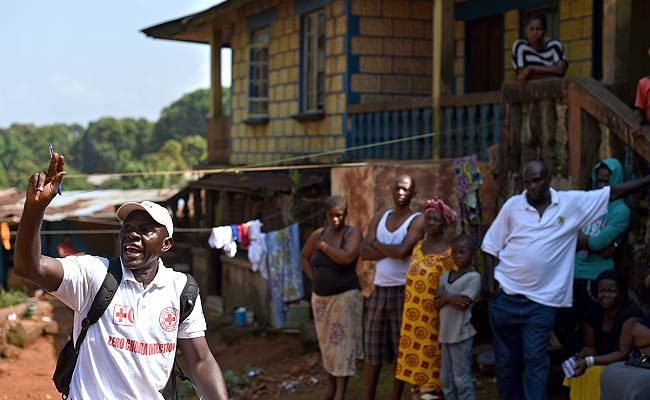 Sierra Leone Vice President Places Himself in Ebola Quarantine