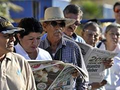 Congressional Elections Held in El Salvador