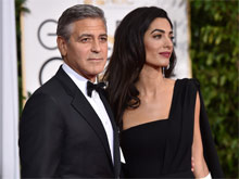 George Clooney's Wife Amal to Teach at Columbia Law School