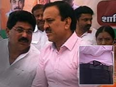 Maharashtra Chief Minister Defends Minister who Carried Gun to Special Needs School