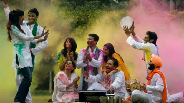 Color Me Food: Top 5 Holi Dishes