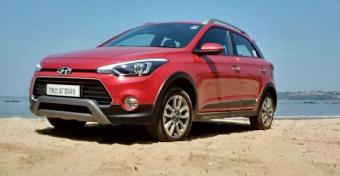 Hyundai i20 Active: First Drive Report