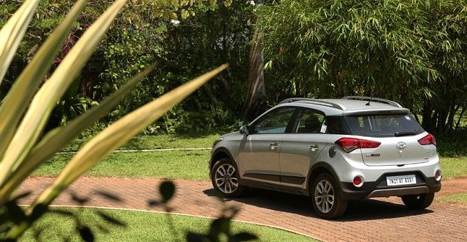 The Hyundai i20 Active facelift will see larger changes to the cabin than the exterior