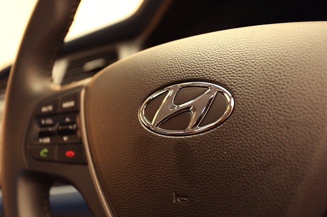 Hyundai i20 Active Steering Wheel