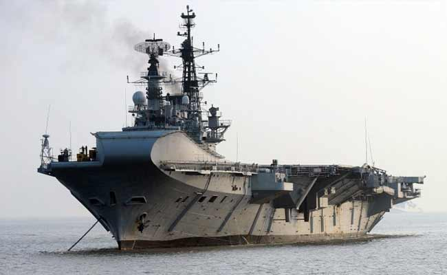 INS Viraat, World's Oldest Operational Aircraft Carrier, Is Visiting This City