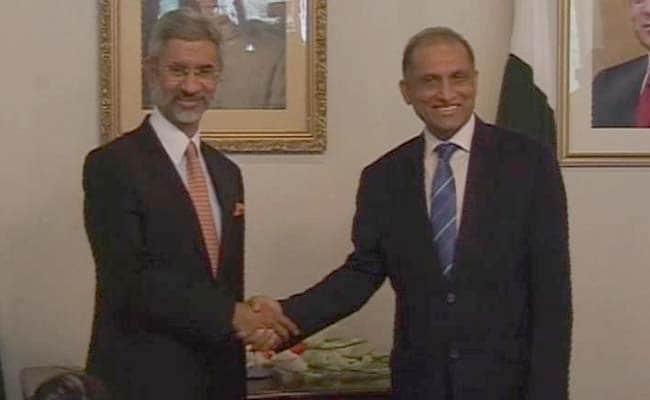 Foreign Secretary S Jaishankar Visits Pakistan