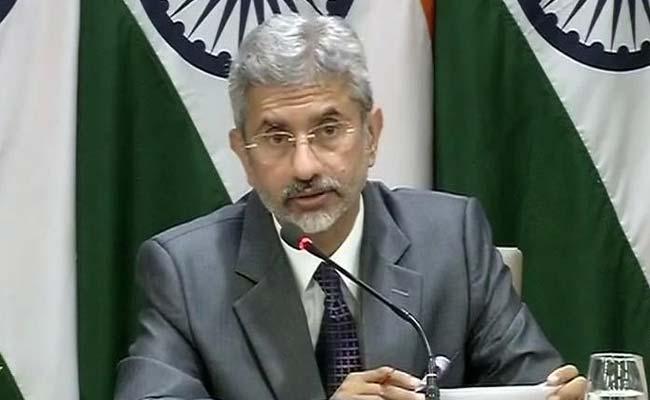 अमेरिका की भारत के साथ संबंधों को आगे ले जाने में रुचि है : जयशंकर