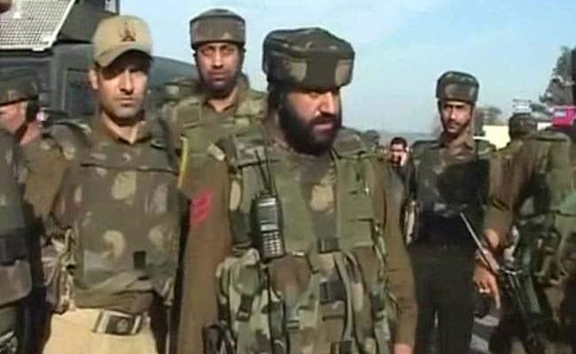 जम्मू-कश्मीर के सांबा जिले में टैंक रोधी सुरंग पाई गई