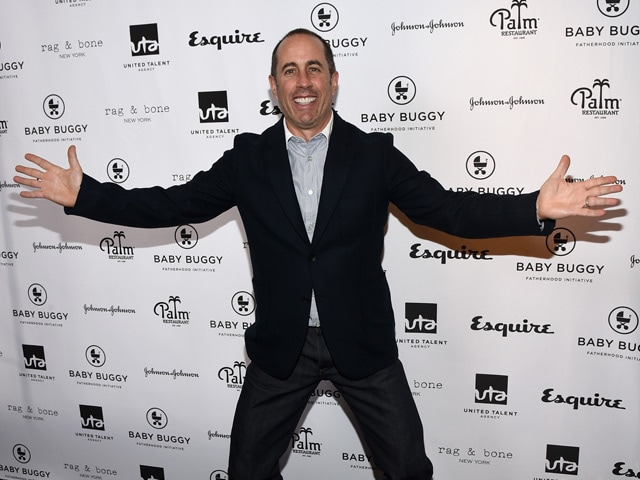 Jerry Seinfeld's India Debut Cancelled Due to 'Parking issues'