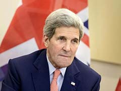 John Kerry to Attend G7 Meeting in Germany Next Week: US