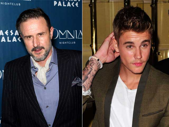 David Arquette Reportedly Ejected From Justin Bieber's Birthday Party After Row