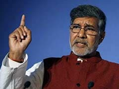 Nobel Winner Kailash Satyarthi Calls for Global Elimination of Child Labour