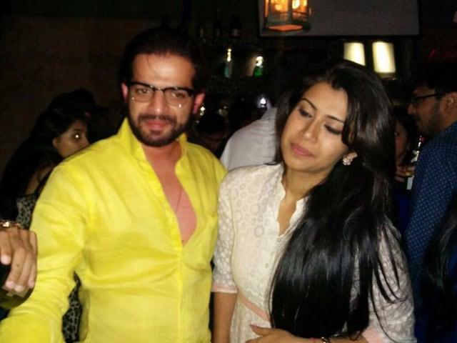 How Karan Patel Met Ankita Bhargava