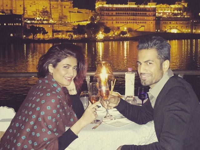 Karishma Tanna Posts Photo of Date With Upen Patel (Reminder: Bigg Boss is Over)