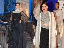Deepika, Kareena Close Anamika Khanna's Show at Lakme Fashion Week