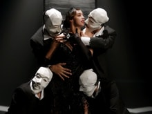 <i>Byomkesh Bakshy</i>'s <i>Calcutta Kiss</i>, Starring Dancer Lauren Gottlieb