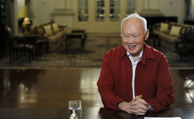 Singapore Rocked By Open Feud In Late Prime Minister's Family