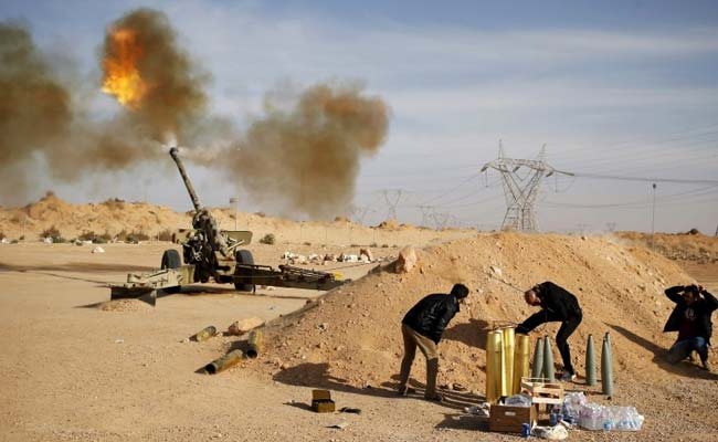 Arms Embargo Must be Lifted to Fight Islamic State: Libya Tells Arab Summit