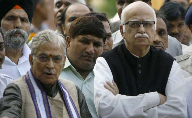 Babri Verdict Being Read Out, LK Advani, MM Joshi Join Via Video Link