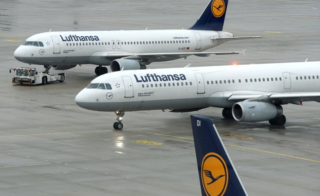 Lufthansa Pilots to go on Strike on Wednesday