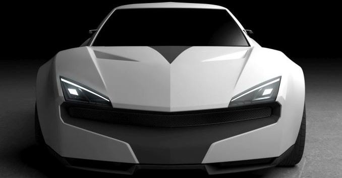Meet the M-Zero, India's First Supercar
