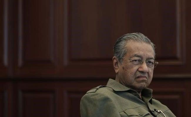 Veteran Malaysian Leader Mahathir Scores Shock Election Win
