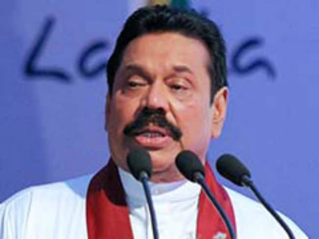 Mahinda Rajapaksa Ventures Into Sri Lanka's Buddhist Heartland in Comeback Bid