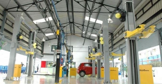 Mahindra First Choice Wheels Launches 34 New Used Car Stores In One Day