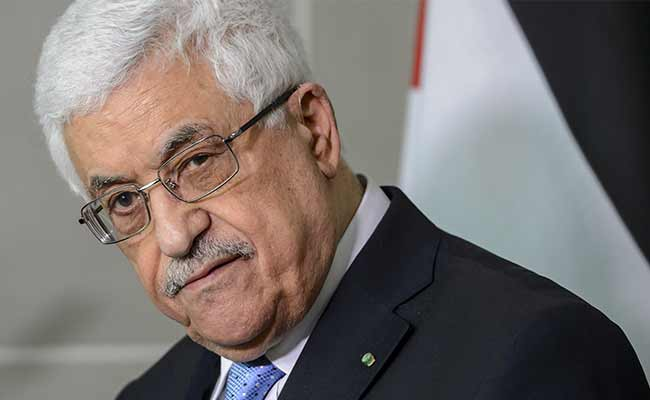 Palestinian President attacks Hamas, calls U.S. ambassador 'son of a dog'