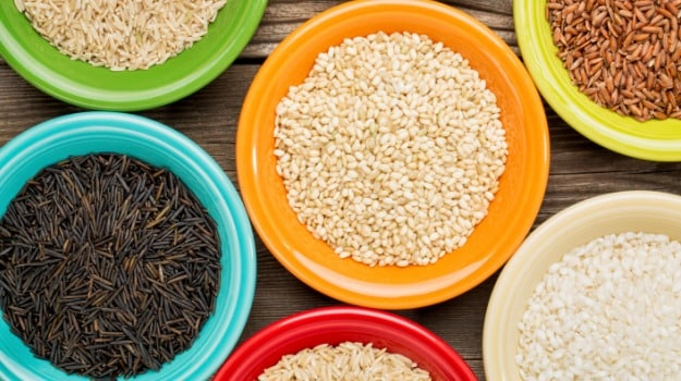 White Rice, Brown Rice Or Red Rice: Which One is the Healthiest?