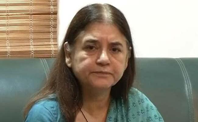 Exempt Tax On Maintenance Allowance To Women: Union Minister Maneka Gandhi