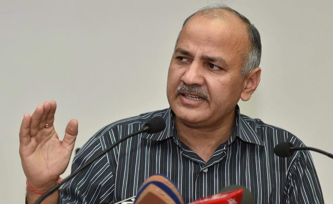 'I Am Acting Chief Minister, Remote is With Me': AAP Leader Manish Sisodia