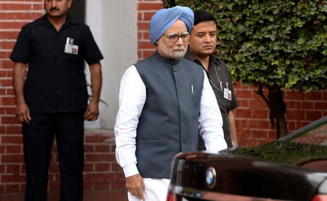 Image result for Manmohan Singh's Top Security (SPG) Cover Withdrawn, Given CRPF Security