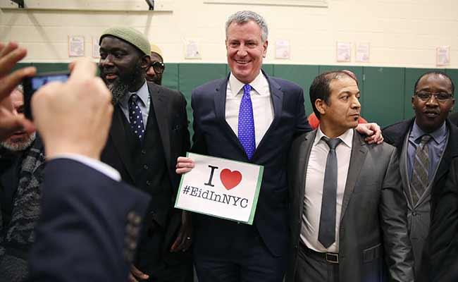 New York's Trump-Foe Mayor Poised For Second Term