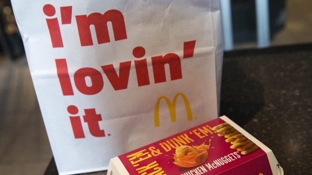 McDonald's Has Pledged to End Deforestation in Supply Chain