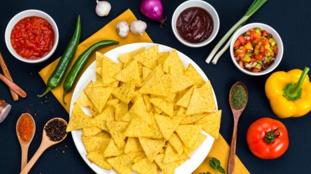 Mexican Cuisine Staple Foods