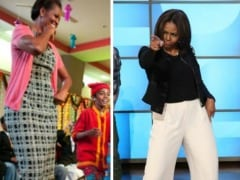 Six Times Michelle Obama Danced Like She Didn't Care Who Was Watching