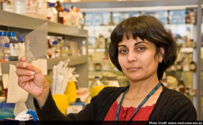 Indian Cancer Researcher Wins Woman of the Year Award in Australia