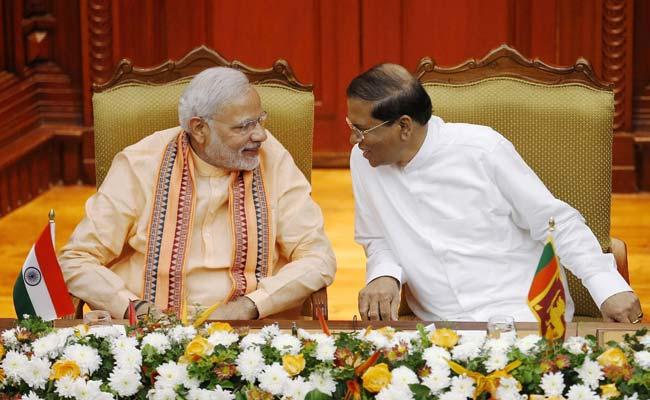 India, Sri Lanka to Partner on Oil Storage Project: Prime Minister Narendra Modi