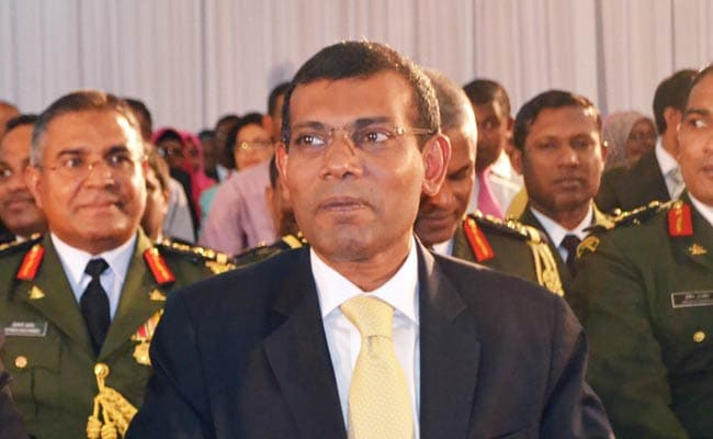 Maldives: Former President Nasheed Gets a tumultuous welcome on his return...
