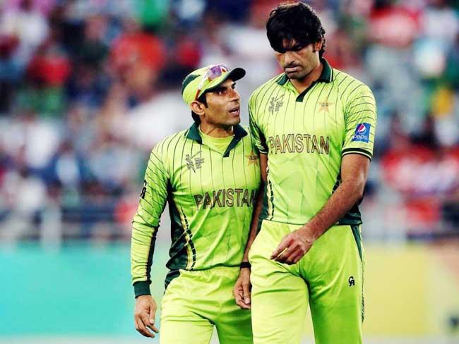 पाकिस्तानी गेंदबाज मोहम्मद इरफान