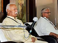 Suresh Bhaiyyaji Joshi Elected RSS General Secretary for a Third Term