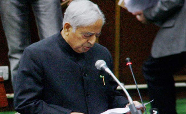 Budget Session of Jammu and Kashmir Assembly Begins Today