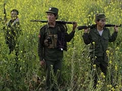 Myanmar, China Move to Cool Border Tensions