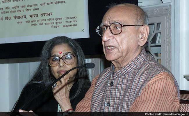 Noted Gandhian Narayan Desai Dies at 90
