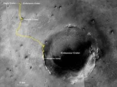 NASA Rover Completes 11-Year Mars Marathon