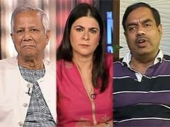Full Transcript: The NDTV Dialogues - Banking for the Poor
